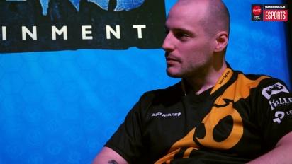 IEM Katowice - Ménè Interview from Team Dignitas