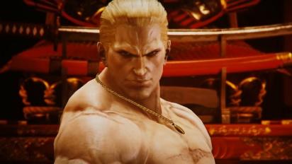 Tekken 7 - Geese Howard Reveal Trailer
