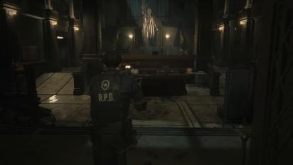 Resident Evil 2 -  PC Gameplay 4K Trailer