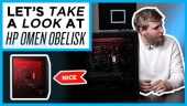 Quick Look - HP Omen Obelisk