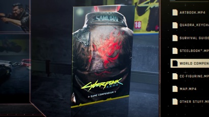 Cyberpunk 2077 - Official Collector's Edition Unboxing Video