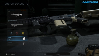 Call of Duty: Modern Warfare - Gunsmith Gameplay