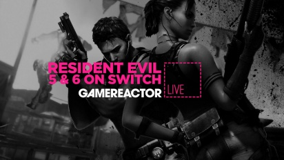 Resident Evil 5 & 6 - Livestream Replay