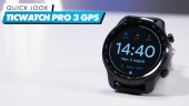 TicWatch Pro 3 GPS - Quick Look