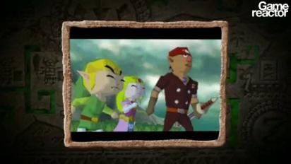 The legend of Zelda: Spirit Tracks - Release Trailer