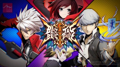 Blazblue Cross Tag Battle Teaser Trailer