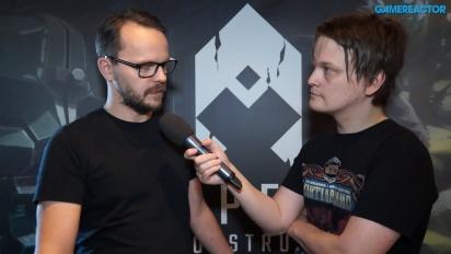 Apex Construct - Erik Odeldahl Interview