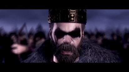 Total War Saga: Thrones of Britannia - Northymbre Trailer