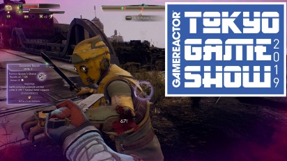 The Outer Worlds - TGS Gameplay