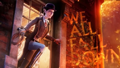 We Happy Few - We All Fall Down Launch Trailer