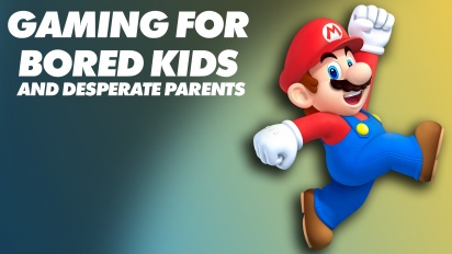 Games For Bored Kids and Desperate Parents