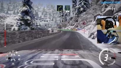 WRC 9 - Rallye Monte-Carlo Review Version Gameplay