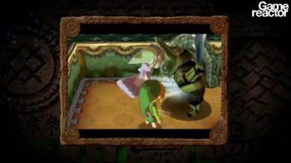 Zelda Spirit Tracks - Launch Trailer