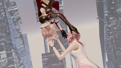 Lightning Returns: Final Fantasy XIII - Special Effects Trailer