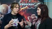 Tekken 7 - Jump Festa Interview