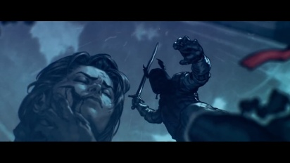 Thronebreaker: The Witcher Tales - Launch Trailer