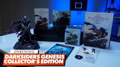 Darksiders Genesis - Nephilim Edition Unboxing