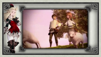 Bravely Default: Flying Fairy - Intro Trailer