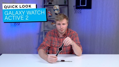Samsung Galaxy Watch Active 2 - Quick Look