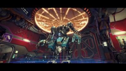 Mech Mechanic Simulator - Release Trailer