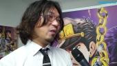 JoJo's Bizarre Adventure: Eyes of Heaven - Niino Noriaki Interview