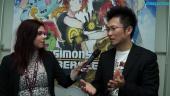 Digimon Story: Cyber Sleuth - Kazamasa Habu Interview