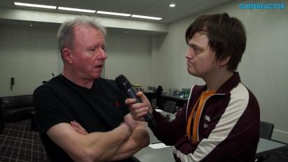 PlayStation VR - Jim Ryan Interview