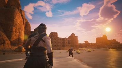Conan Exiles- Pre-Alpha Trailer