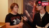 Tekken 7 - Michael Murray Interview at Tekken World Tour finals