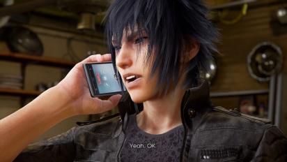Tekken 7 - Noctis Announcement Trailer