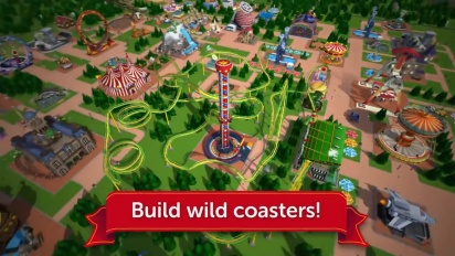 RollerCoaster Tycoon Switch - Start Engine Campaign