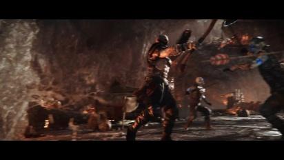 God of War - Full TV Commercial