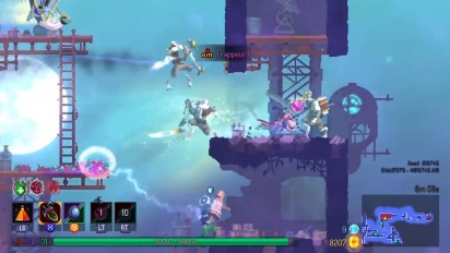 Dead Cells - The Story Behind Dead Cells