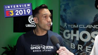 Ghost Recon: Breakpoint - Emil Daubon Interview