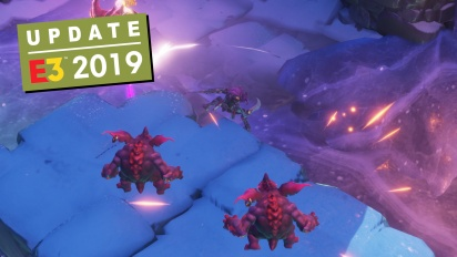Darksiders Genesis - E3 Gameplay