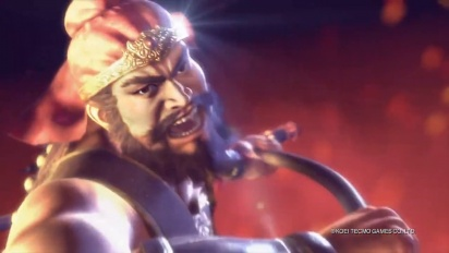 Romance of the Three Kingdoms XIV - Reveal & History Trailer