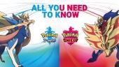 Pokémon Sword & Pokémon Shield - All You Need To Know