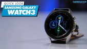 Samsung Galaxy watch 3 - Quicklook