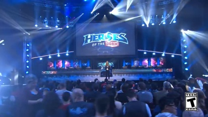 Heroes of the Dorm 2018 Announcement