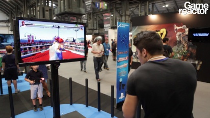 Sports Champions 2 - 2x PS Move Boxing gameplay