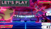 Let's Play Pokémon Sword/Shield - Episode 3
