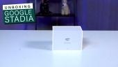Google Stadia - Unboxing