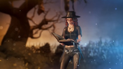 Dead by Daylight: Hour of the Witch - Mikaela Reid Reveal