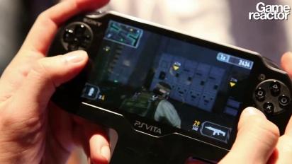 CES 12: Unit 13 - Vita Gameplay