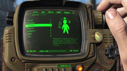Fallout 4 - Character System Trailer
