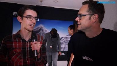 Everest VR - Thor Gunnarsson Interview
