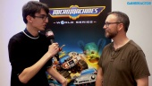 Micro Machines World Series - Gavin Cooper Interview