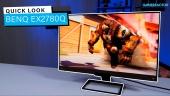 BenQ EX2780Q - Quicklook