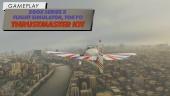 Flight Simulator - Farewell to Tokyo on Xbox Series X with T.Flight Full Kit