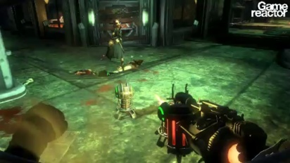 BioShock 2 - Fun with Traps Trailer